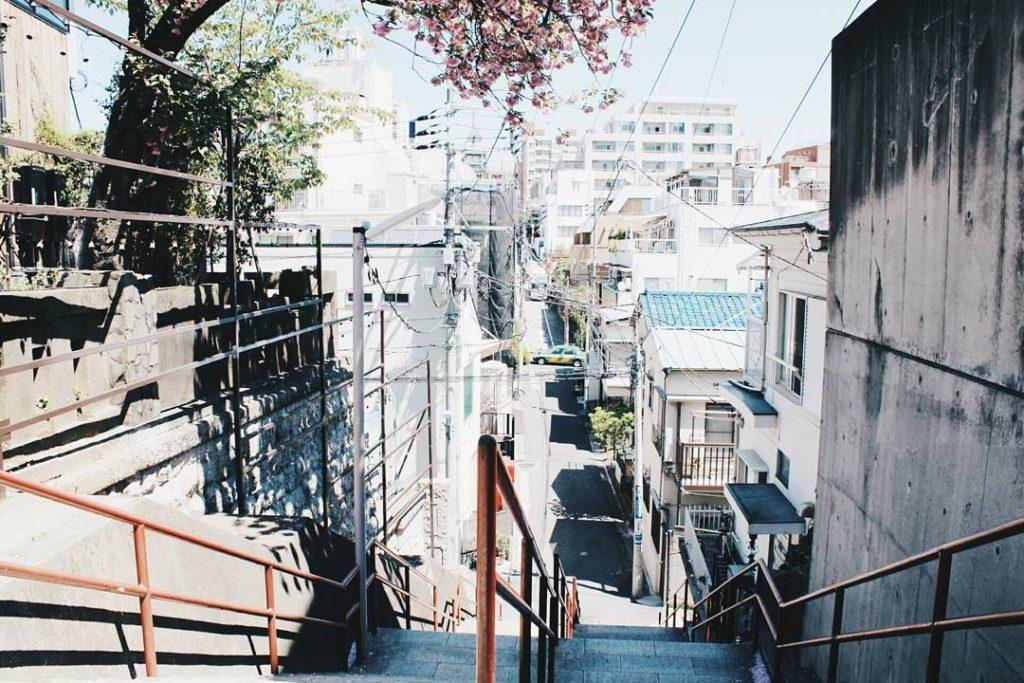 Kimi No Na Wa Your Name Tokyo Locations Basementvandals