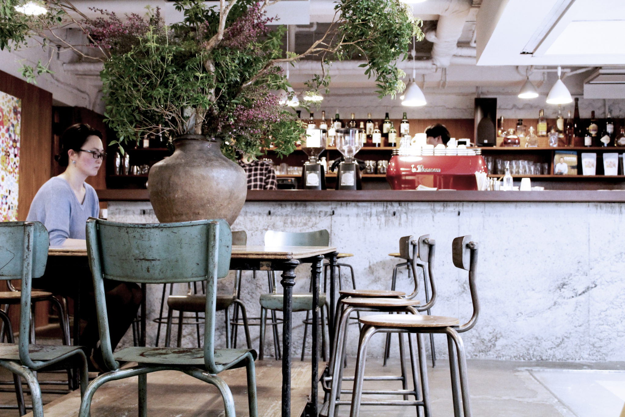 Where to Eat & Drink in Tokyo Coffee, Craft Beer Bars & Food