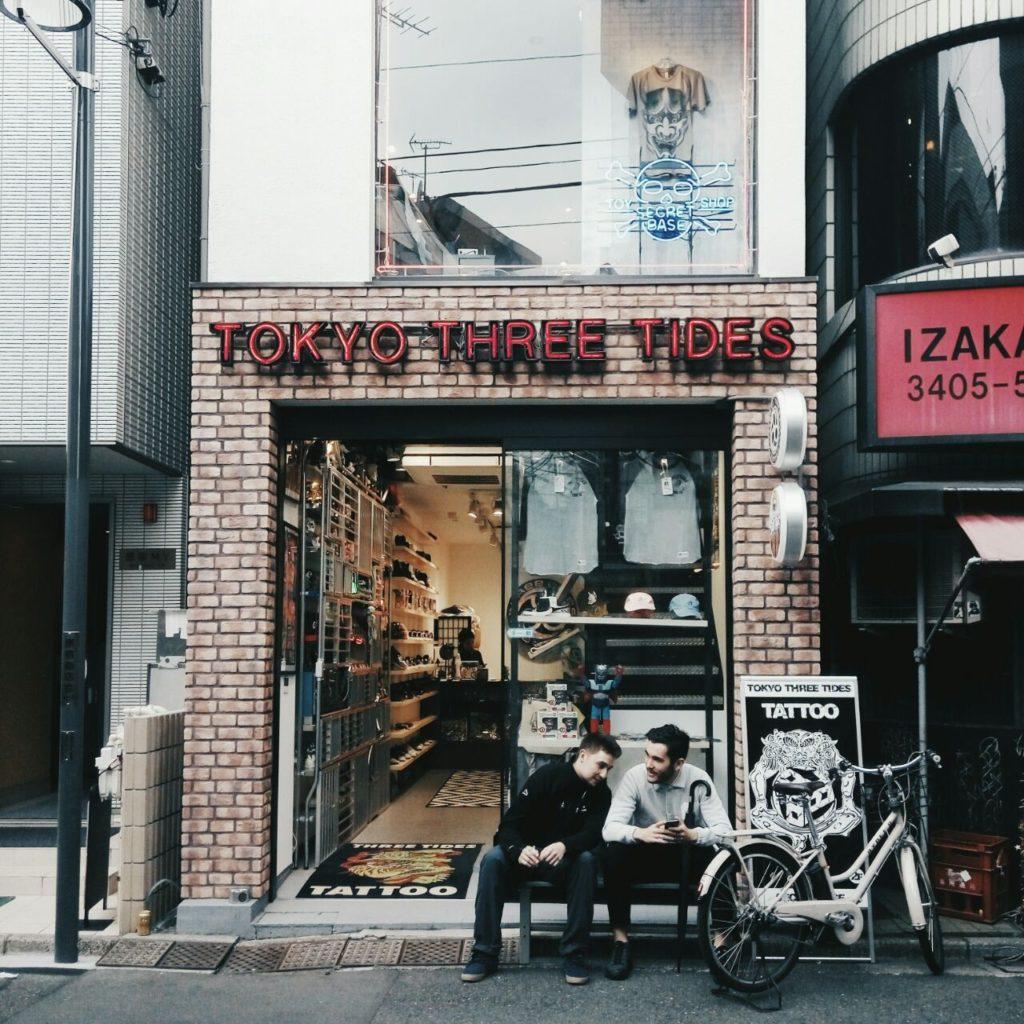 Tokyo Three Tides Tokyo Japan