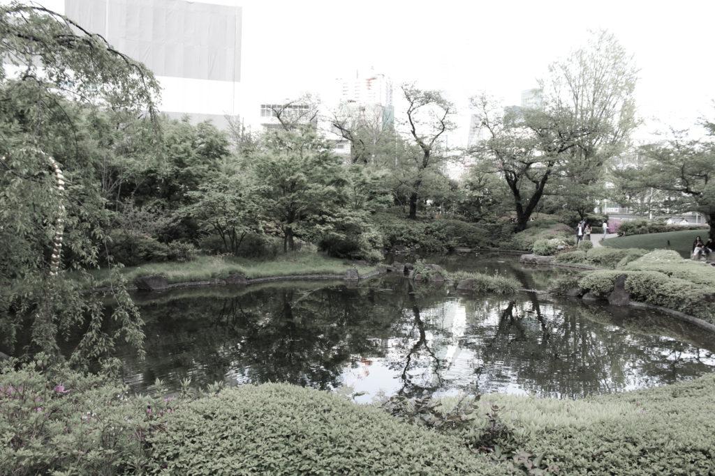 Mohri Garden In Roppongi