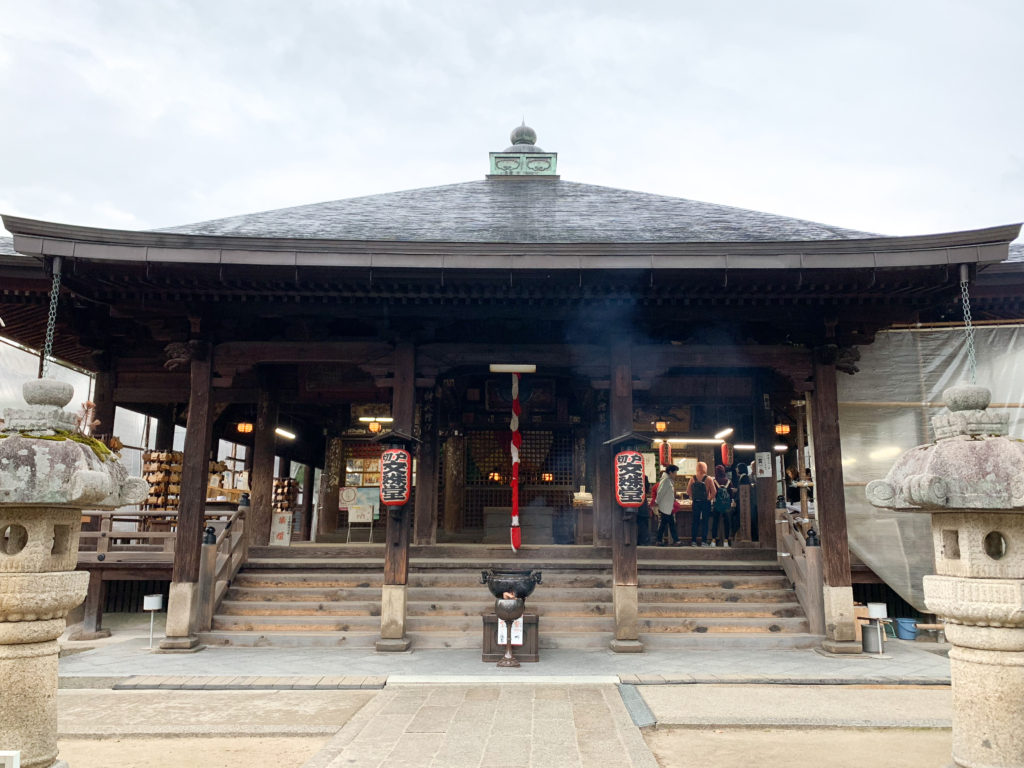 Chionji Temple Amanohashidate