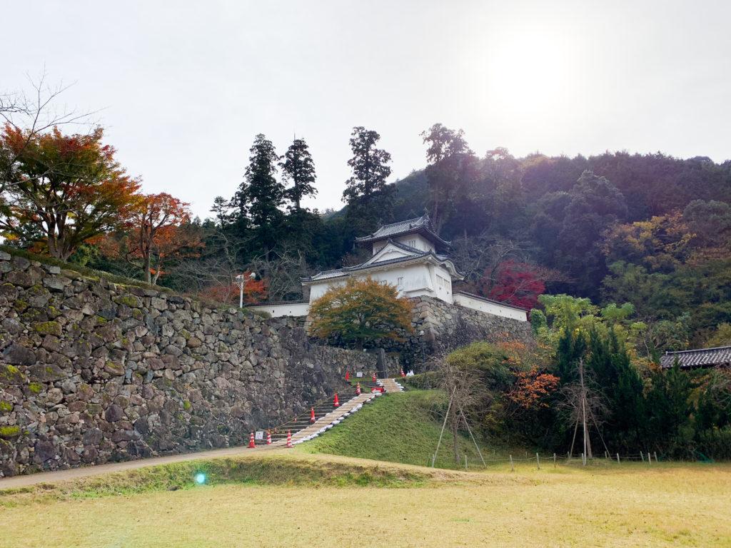 Izushi Castle Ruins
